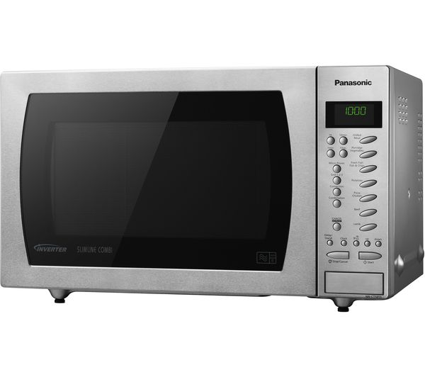 Panasonic Nn Ct585sbpq Combination Microwave Stainless Steel