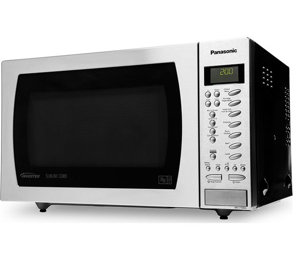 Buy Panasonic Nn Ct585sbpq Combination Microwave