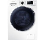SAMSUNG ecobubble WD80J6410AW/EU Washer Dryer - White