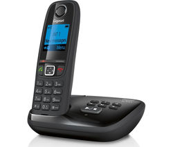 AL415A Cordless Phone with Answering Machine