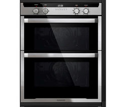 KD1701SS Electric Built-under Double Oven - Stainless Steel
