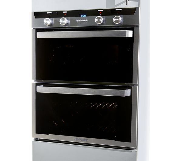 Buy Kenwood Kd1701ss Electric Built Under Double Oven