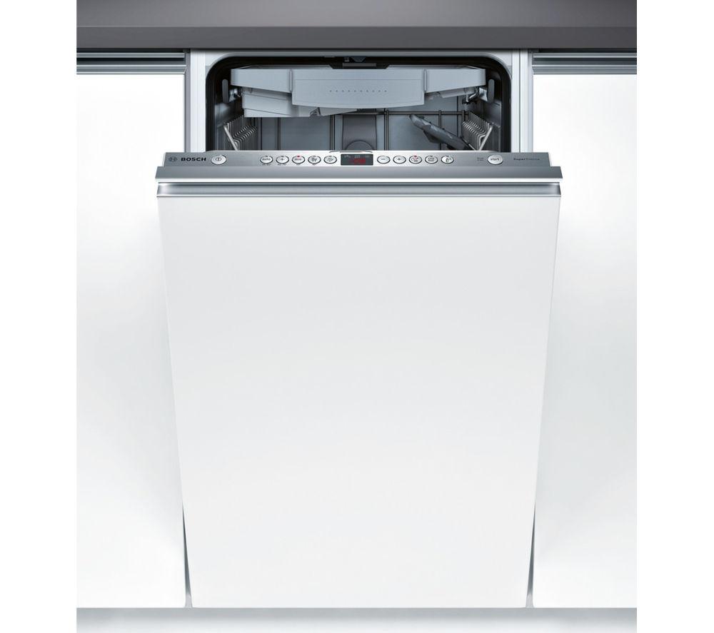 BOSCH ActiveWater SPV69T00GB Slimline Integrated Dishwasher