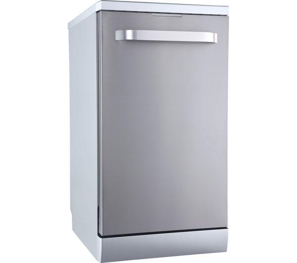 buy kenwood kdw45x16 slimline dishwasher stainless steel free rh currys co uk kenwood slimline dishwasher kdw45x10 manual