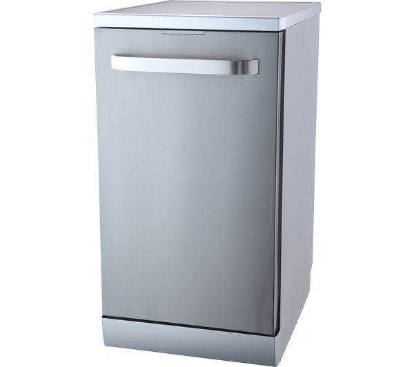 kenwood kdw45x16 slimline dishwasher stainless steel