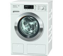 MIELE WKH121 Washing Machine - White