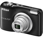 NIKON COOLPIX A10 Compact Camera - Black