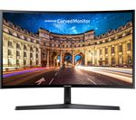 "SAMSUNG C24F396 Full HD 24"" Curved LED Monitor"