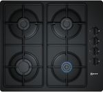 NEFF T26CR48S0 Gas Hob - Black