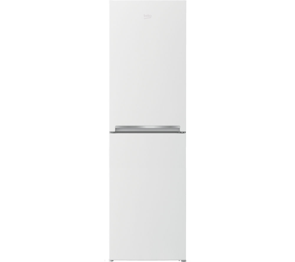 BEKO CFG1582W Fridge Freezer - White, White