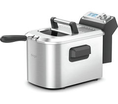 BDF500UK Smart Deep Fryer - Silver