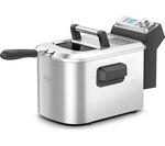 SAGE by Heston Blumenthal BDF500UK Smart Deep Fryer - Silver