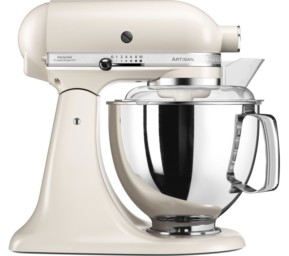 Image of Artisan 5KSM175PSBLT Stand Mixer - Caf? Latte