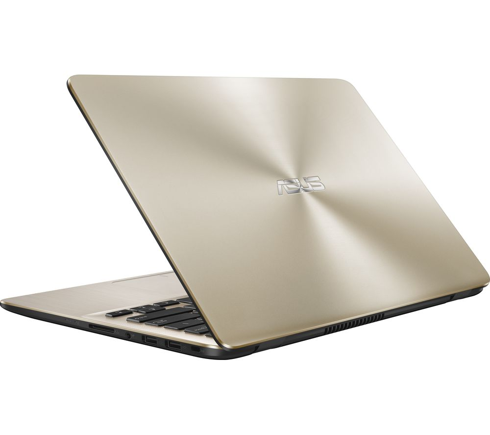 "Image of ASUS VivoBook X405 14"" Laptop - Gold, Gold"