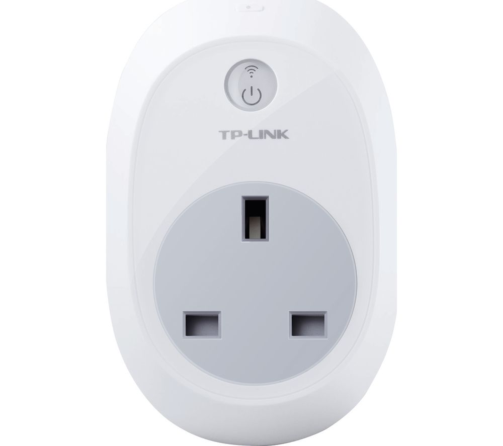 buy tp link hs100 smart plug free delivery currys. Black Bedroom Furniture Sets. Home Design Ideas