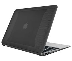 "TECH21 Impact Snap 13"" MacBook Air Hardshell Case - Black"