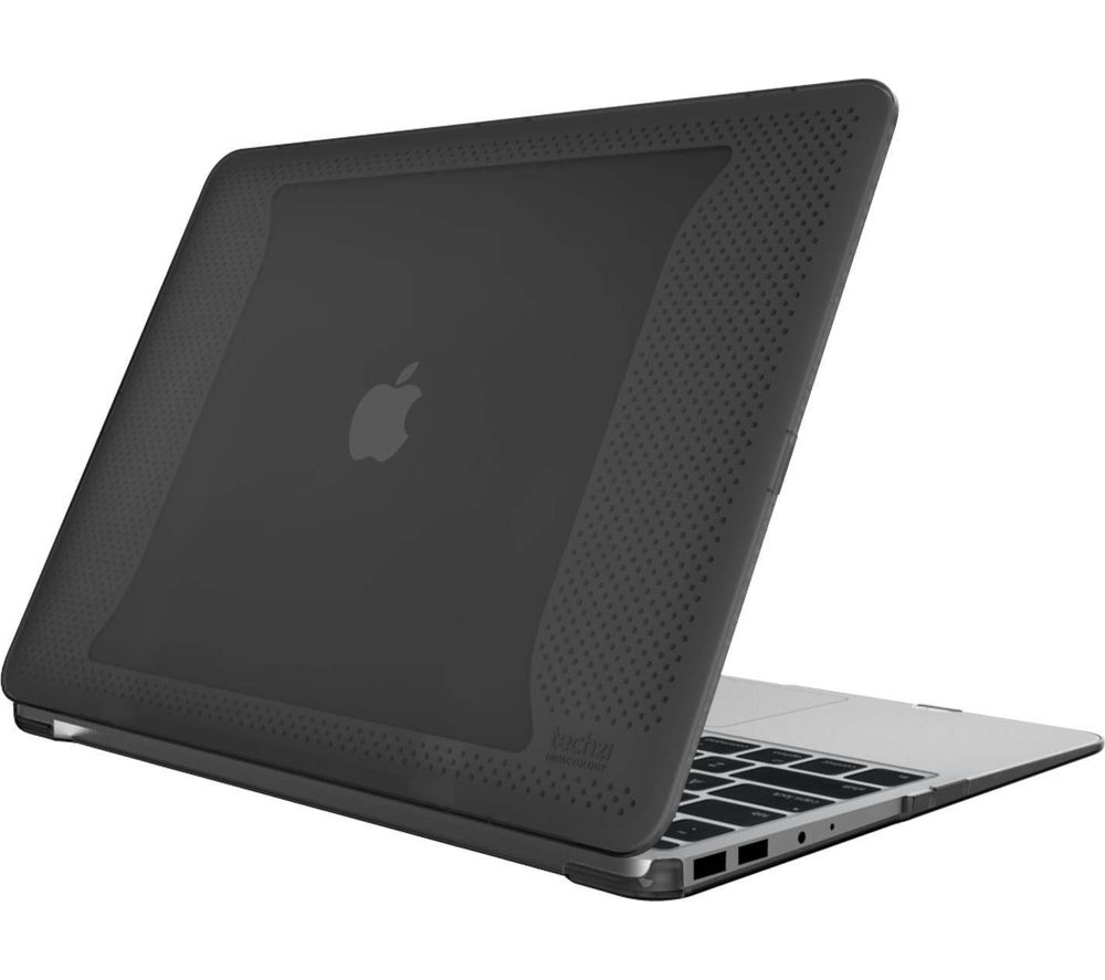 tech21 impact snap 13 macbook air hardshell case black deals pc world. Black Bedroom Furniture Sets. Home Design Ideas