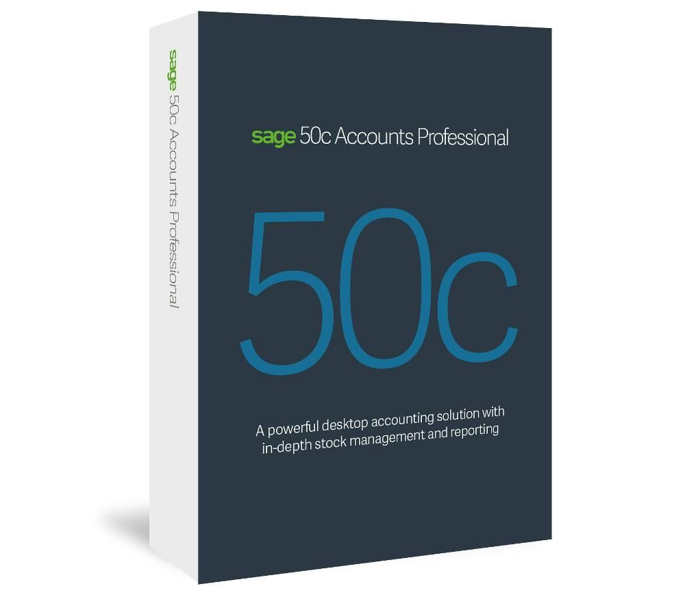 Compare prices for Sage 50c Accounts Professional 1 user for 1 year
