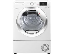 HOOVER Dynamic Next DX C9DCE NFC 9 kg Condenser Tumble Dryer - White