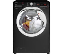 HOOVER Dynamic Next WDXOC 686ACB NFC 8 kg Washer Dryer - Black