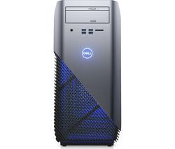 DELL Inspiron 5675 Gaming PC - Blue