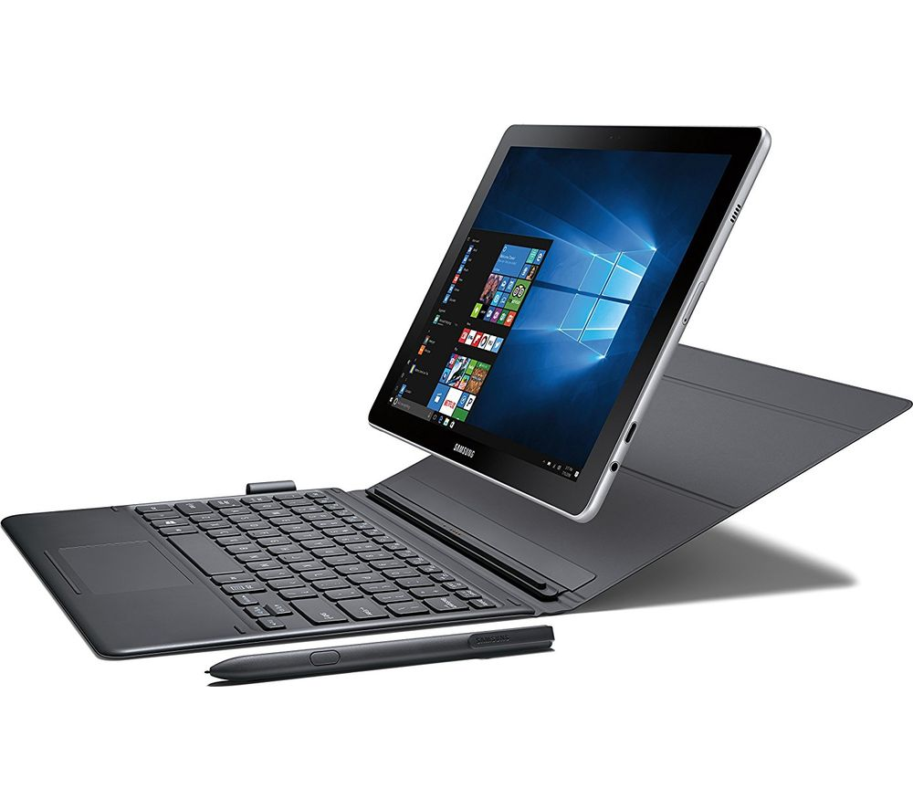 "SAMSUNG Galaxy Book SM-W620 10.6"" 2 in 1 - Silver"