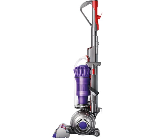 DYSON Light Ball Animal Upright Bagless Vacuum Cleaner   Iron U0026 Purple