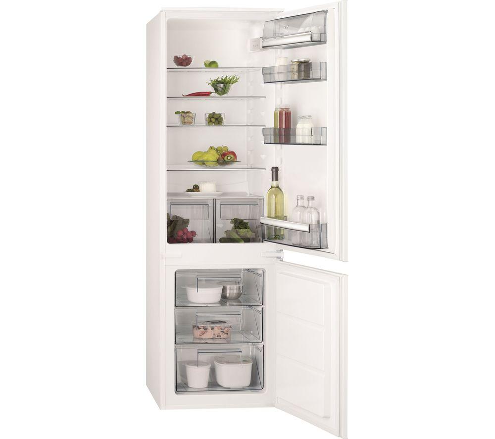 Image of AEG SCB61811LS Integrated 70/30 Fridge Freezer