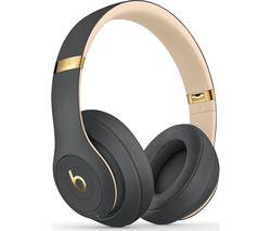 0ee5b1177a7 BEATS Studio 3 Wireless Bluetooth Noise-Cancelling Headphones - Shadow Grey