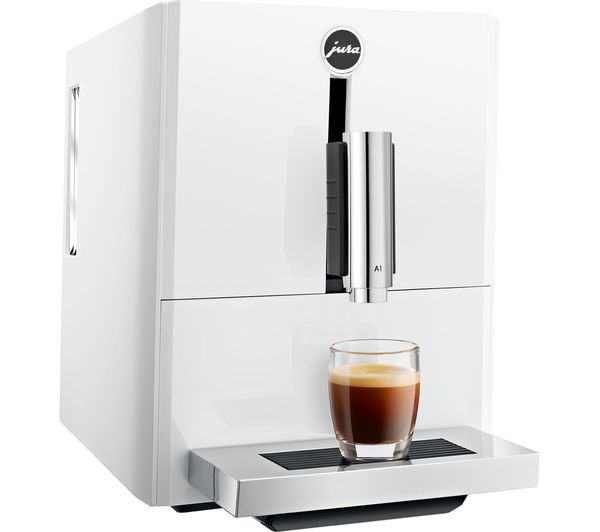 Buy Jura A1 Bean To Cup Coffee Machine White Free Delivery