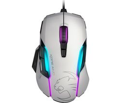 ROCCAT Kone Aimo Optical Gaming Mouse - White