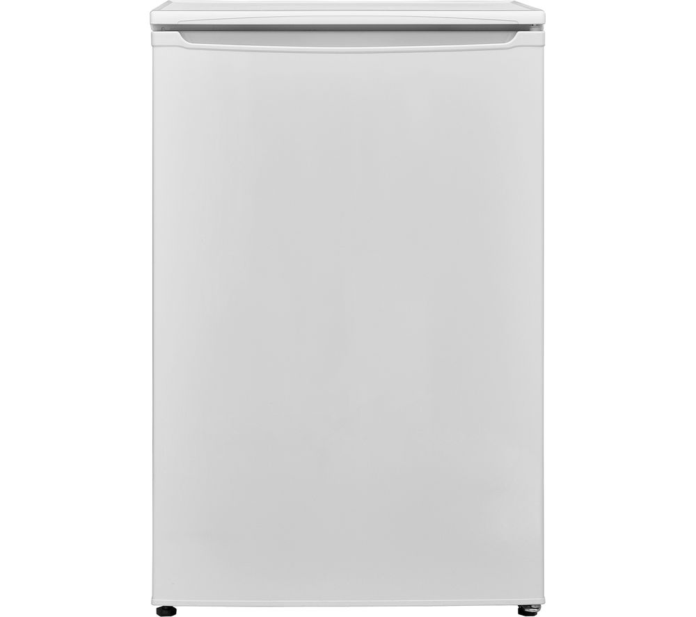 ESSENTIALS CUR55W18 Undercounter Fridge - White