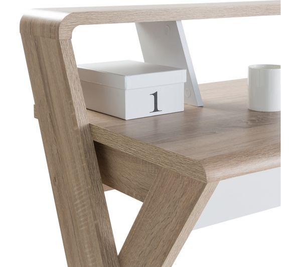 Tech Lighting Aspen 36: Buy ALPHASON Aspen AW2110 Desk - Light Oak & White