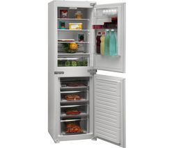 ESSENTIALS CIFF5018 Integrated 50/50 Fridge Freezer Best Price, Cheapest Prices