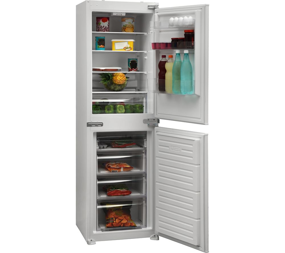 ESSENTIALS CIFF5018 Integrated 50/50 Fridge Freezer