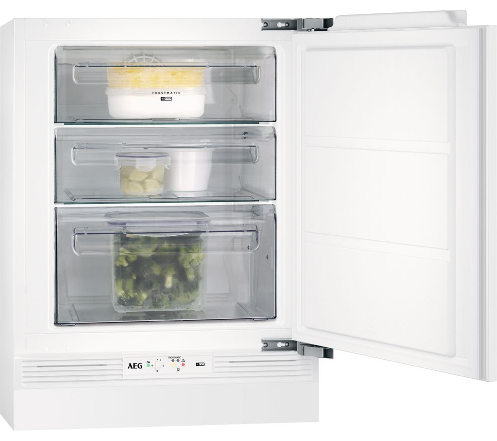 AEG ABE6821VNF Integrated Undercounter Freezer