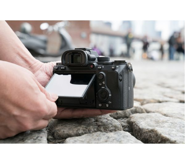 SONY a7 III Mirrorless Camera - Black, Body Only