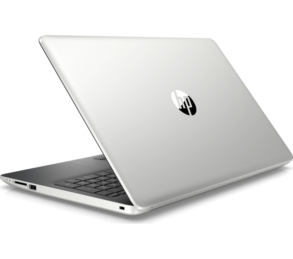 "HP 15-da0511sa 15.6"" Intel® Core™ i3 Laptop - 1 TB HDD, Silver"