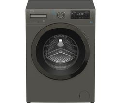 BEKO Pro WDX8543130G 8 kg Washer Dryer – Graphite