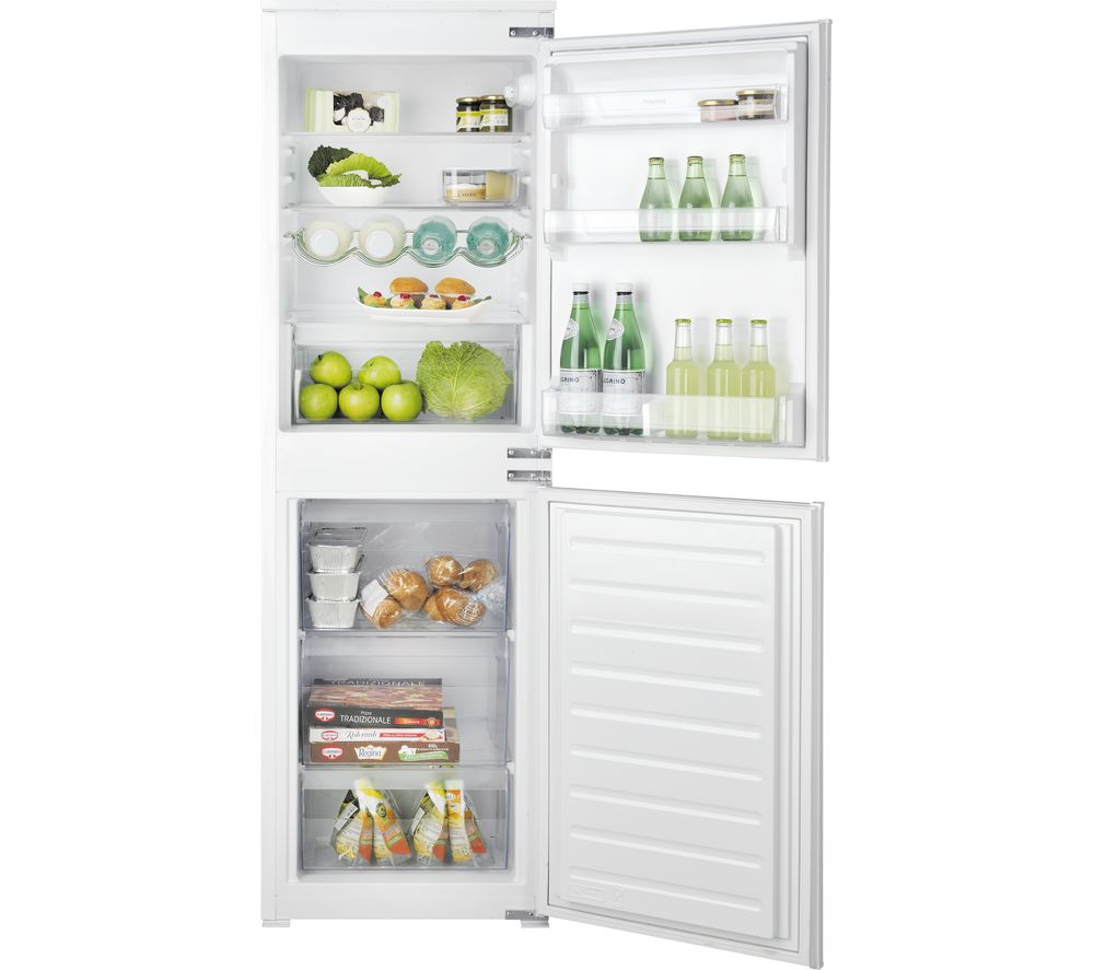 HOTPOINT Aquarius HMCB 50501 AA Integrated 50/50 Fridge Freezer