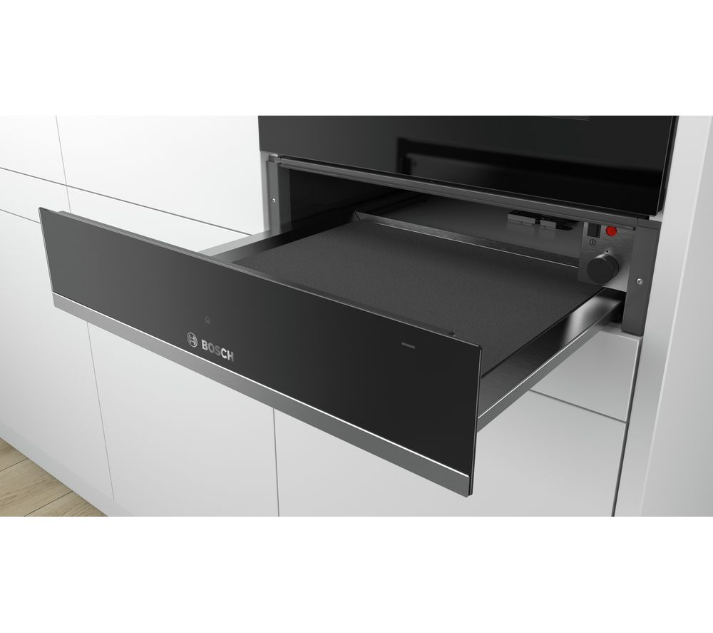 BOSCH Serie 6 BIC510NS0B Warming Drawer - Stainless Steel
