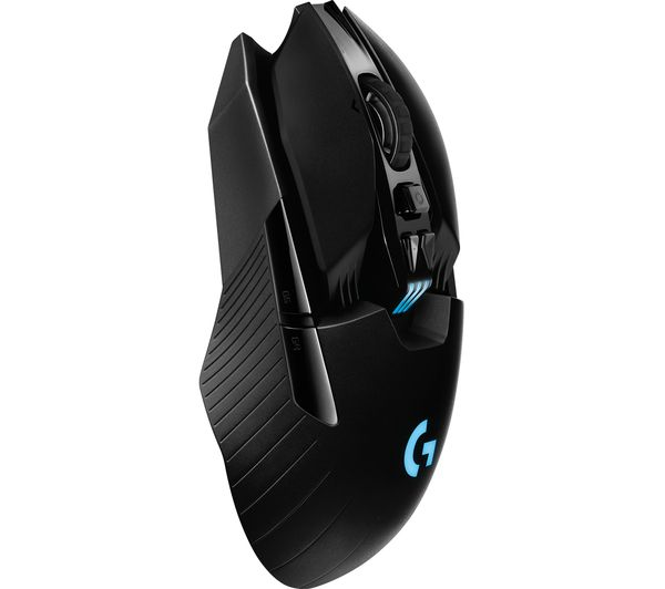 LOGITECH G903 LIGHTSPEED Wireless Optical Gaming Mouse   PowerPlay Gaming  Surface Bundle af21a4c07d194