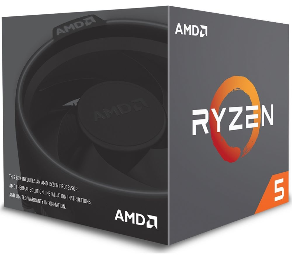 AMD Ryzen 5 2600X Processor