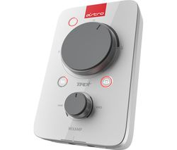 MixAmp Pro TR Headset Amplifier - White