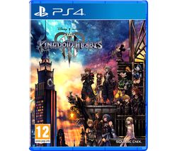 PS4 Kingdom Hearts III