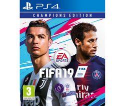 PS4 FIFA 19: Champions Edition