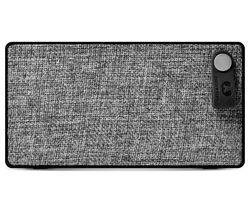 FRESH 'N' REBEL Rockbox Slice Portable Bluetooth Speaker - Black