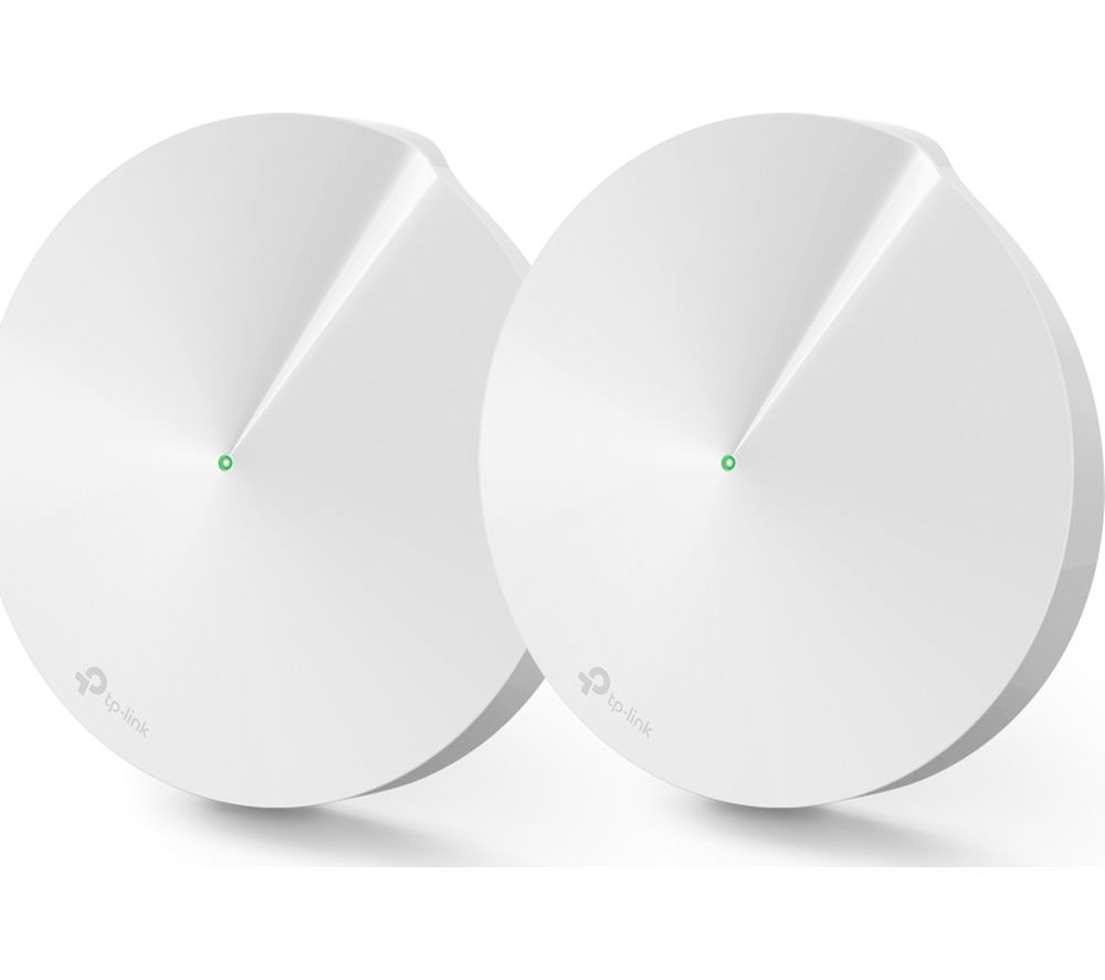 TP-LINK Deco M9 Plus Whole Home WiFi System - Twin Pack