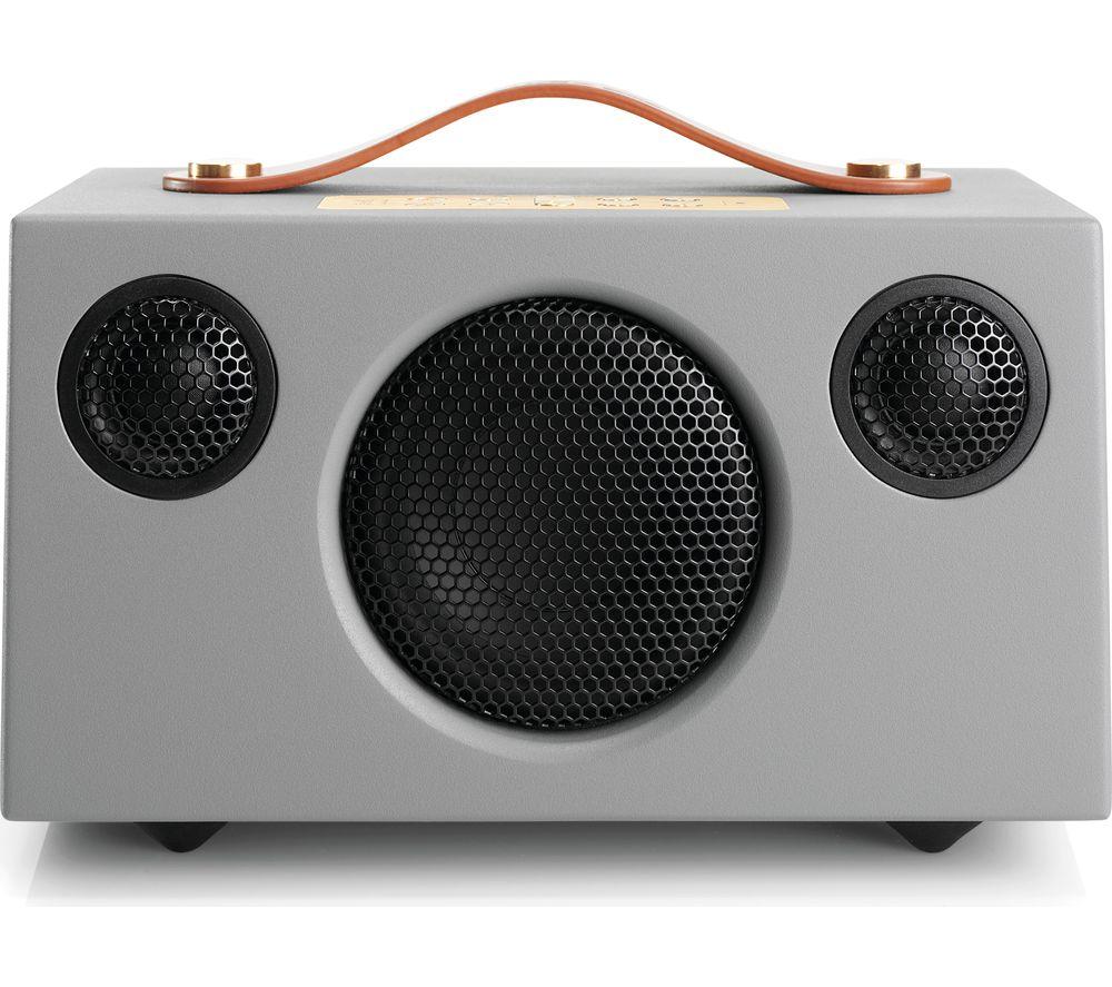 Image of AUDIO PRO Addon C3 Portable Wireless Smart Sound Speaker - Grey, Grey