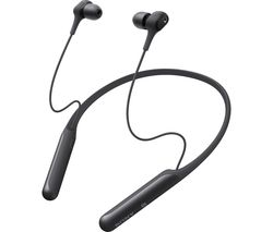 SONY WI-C600N Wireless Bluetooth Noise-Cancelling Earphones - Black